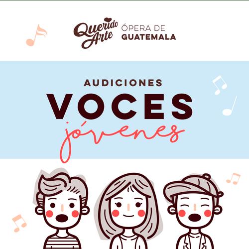 querido-arte-abrio-convocatoria-para-cantantes-guatemaltecos-enero-2021-voces-jovenes
