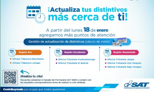 sat-guatemala-actualizacion-placas-metal-tres-regiones-guatemala-requisitos