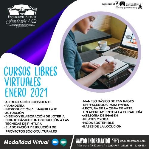 universidad-popular-guatemala-ofrece-cursos-libres-diplomados-guatemaltecos-2021-enero-febrero