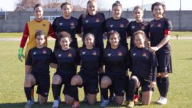 Ana Lucía Martínez elegida Jugadora Más Valiosa de la jornada 16, Serie B Femenina 2021