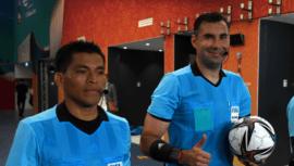Árbitros guatemaltecos que han participado en mundiales de fútbol