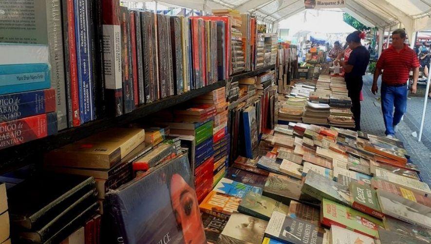 Bazar escolar del libro en la Zona 1   Febrero - Marzo 2021