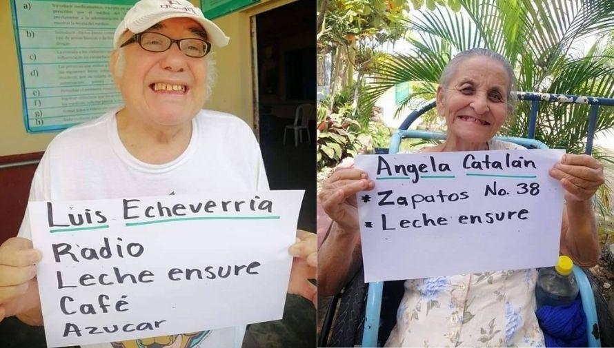 Campaña apadrina a un abuelito busca ayudar a personas de la tercera edad en Petén