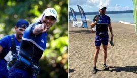 Charlie Sarmiento completó en quinto lugar la ultramaratón The Coastal Challenge, en Costa Rica (2)