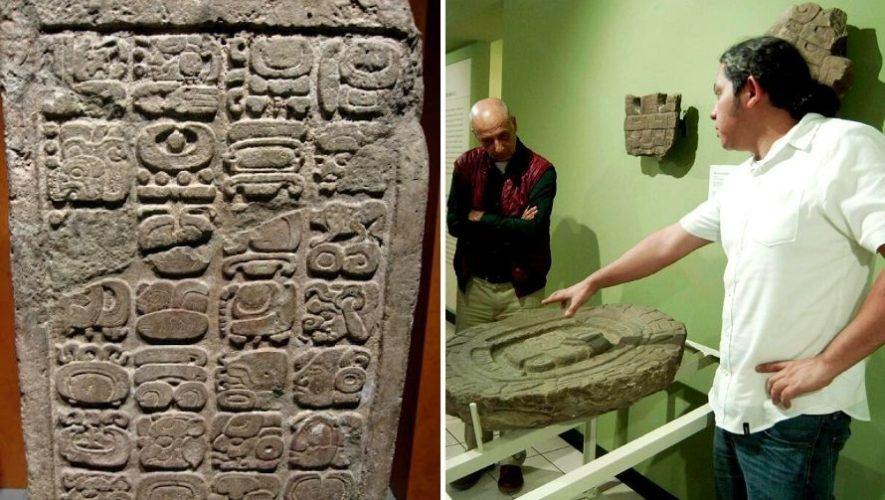 Clase en línea para aprender a leer los jeroglíficos mayas   Febrero 2021