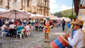 Corredor Gastronómico Cultural en Antigua Guatemala | Febrero 2021
