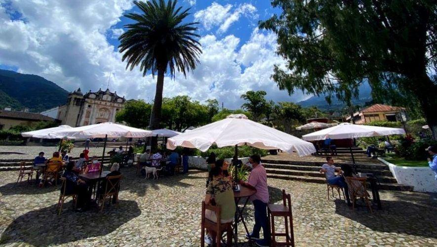 Corredor gastronómico cultural en San Felipe de Jesús, Antigua Guatemala   Febrero 2021