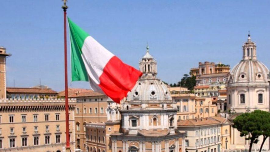 Curso en línea de italiano para principiantes, Intecap | Marzo 2021