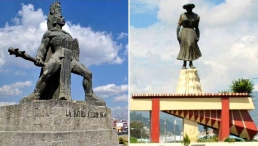 Curso virtual: historia de las plazas y monumentos de Guatemala | Marzo 2021
