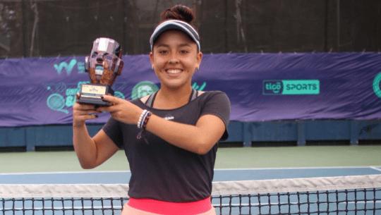 Deborah Domínguez terminó subcampeona del Mundial Juvenil Copa Universidad Galileo 2021