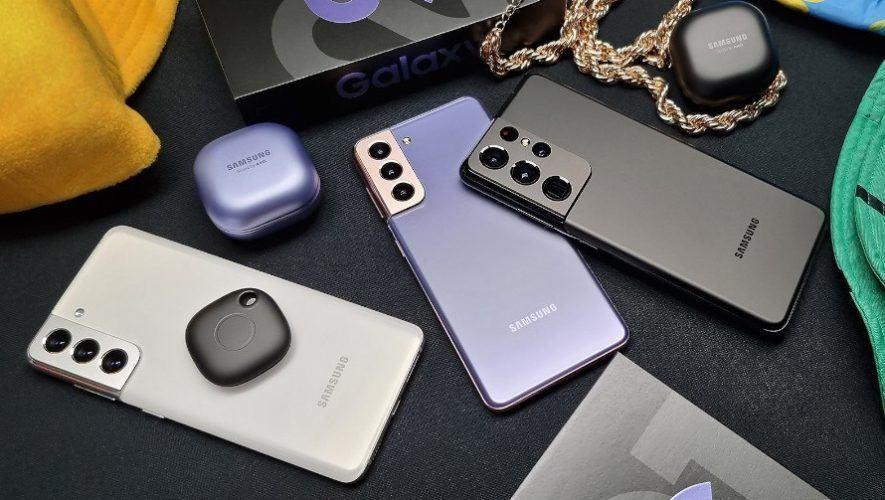 Descubre el nuevo Samsung Galaxy S21, ya disponible en Guatemala