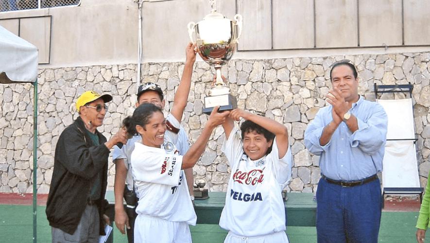 Equipos que se han proclamado campeones de la Liga Nacional Femenina en la historia