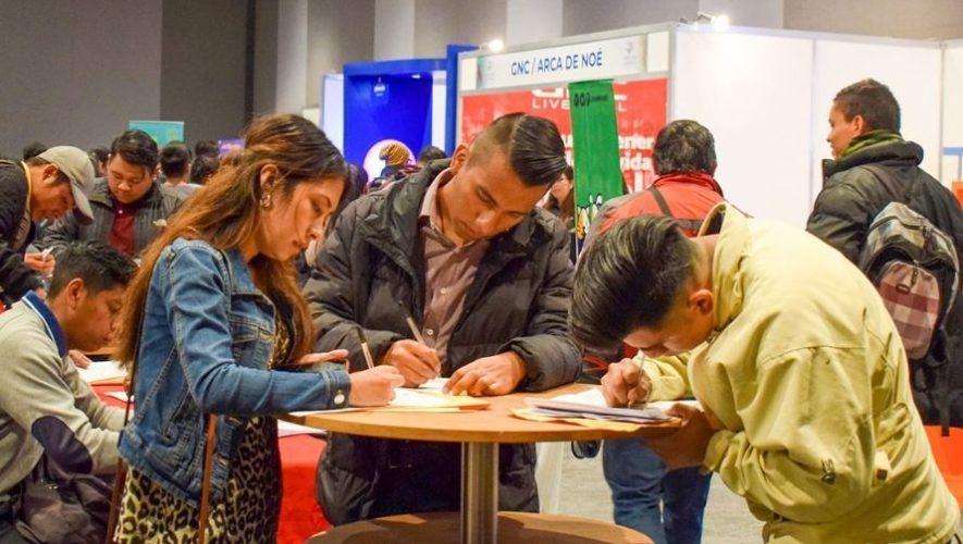 Expo Empleo Nacional, feria de empleo virtual de Amcham | Febrero 2021