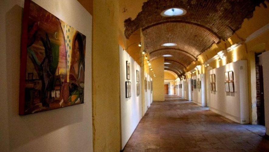 Exposiciones artísticas gratuitas en el CFCE, Antigua Guatemala | Enero 2021 - Abril 2021