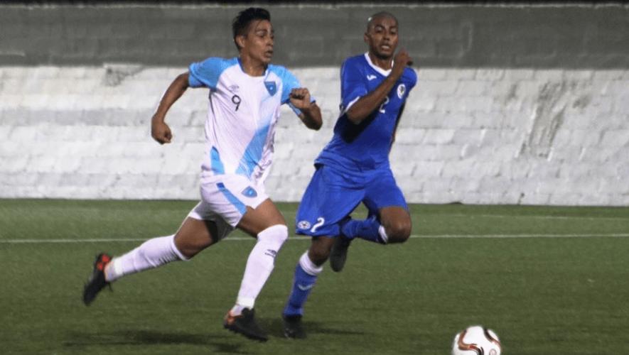 Fecha y hora del partido amistoso Guatemala vs. Nicaragua, febrero 2021