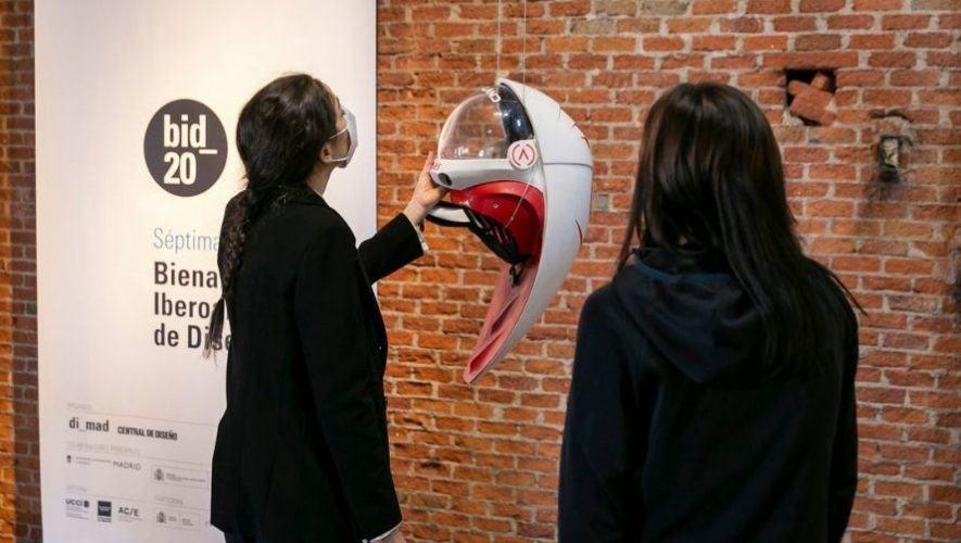 Guatemala presente en la Bienal Iberoamericana de Diseño, BID20, en Madrid, España | Febrero 2021