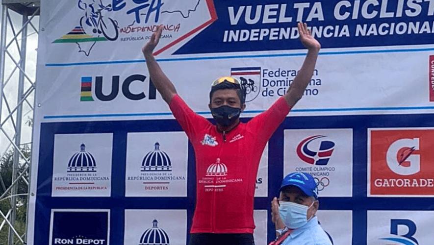 Guatemaltecos refuerzan a equipos en la Vuelta Independencia Nacional 2021 en Dominicana