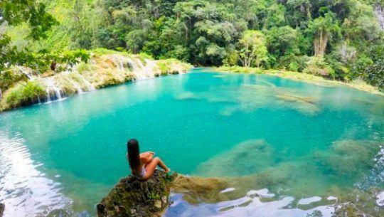 Lanquín posee uno de los encantos de Guatemala, según medio colombiano