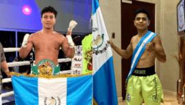 Lester Martínez y Pablo Macario tendrán sus primeras peleas del 2021 en México