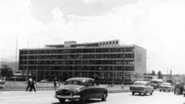 Historia e imágenes de la ciudad de Guatemala en los años 60