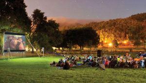 Noche de película al aire libre en el Zoológico La Aurora | Febrero 2021