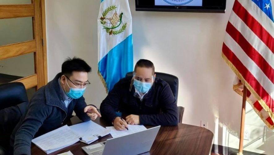 Nuevas citas para gestión de trámites, Consulado General de Guatemala en Los Ángeles, CA | Febrero 2021
