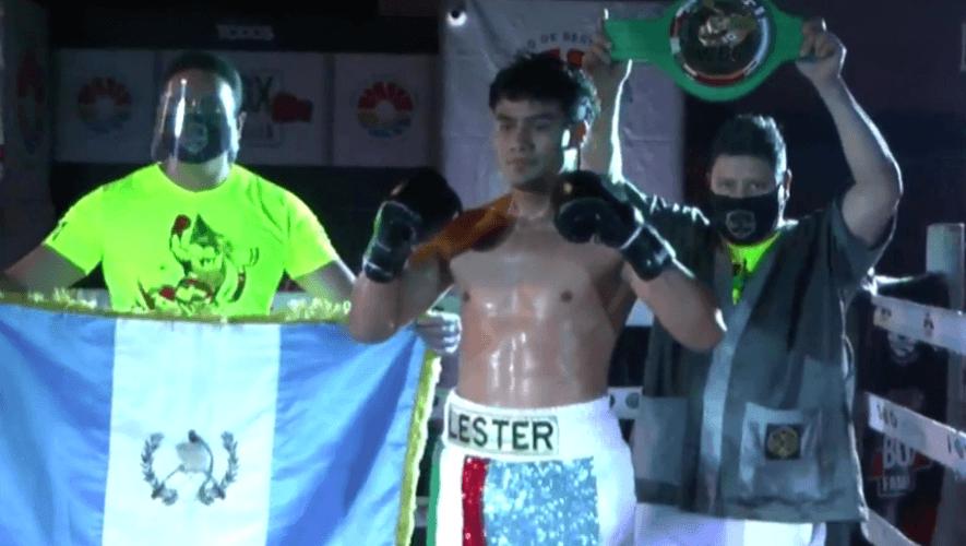 Pablo Macario y Lester Martínez triunfaron en su primera pelea del 2021 en México