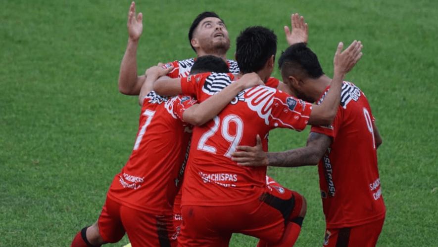 Partido de Sacachispas vs. Achuapa por el Torneo Clausura | Febrero 2021