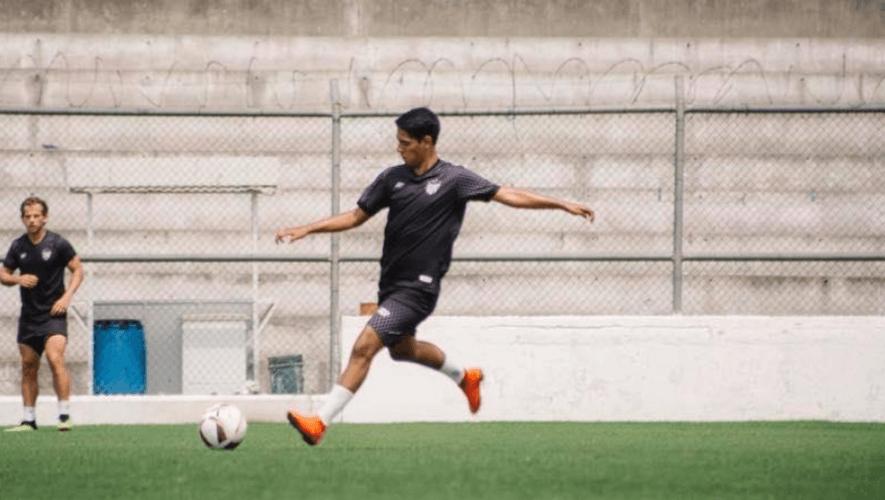 Refuerzos de Antigua GFC para el Torneo Clausura 2021 de la Liga Nacional