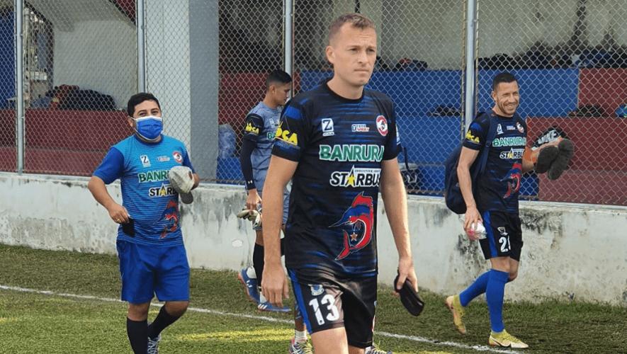 Refuerzos del Deportivo Iztapa para el Torneo Clausura 2021 de la Liga Nacional