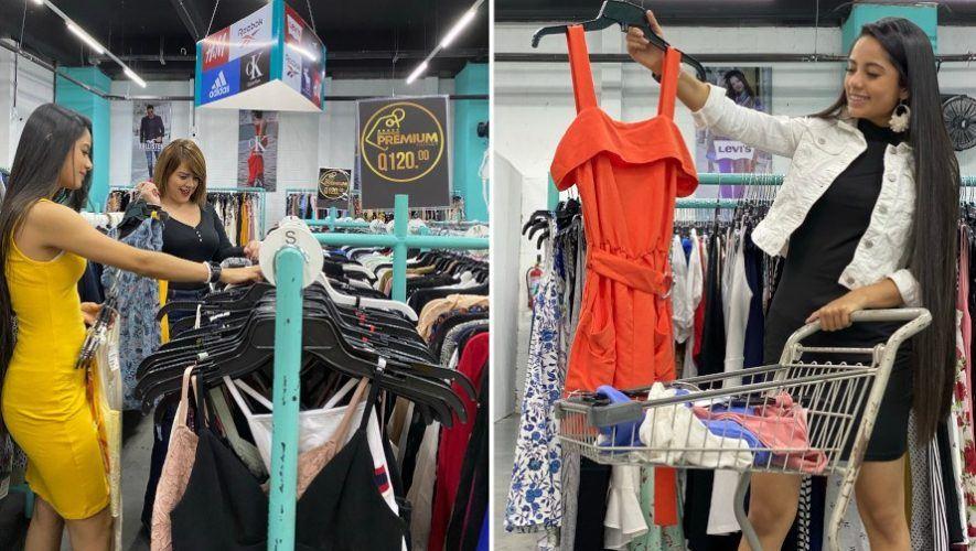 Ruleta de regalos de Premium Outlet dará un año de ropa gratis a guatemaltecos