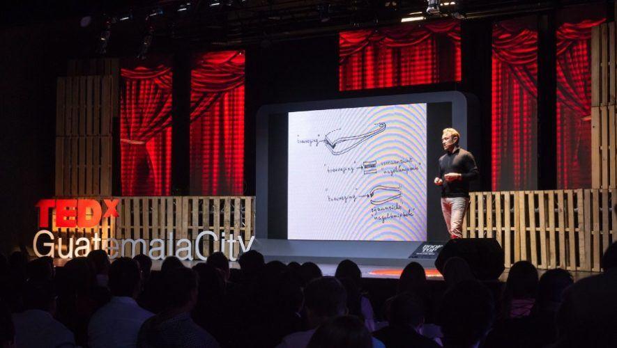 TEDx Guatemala City: «¿Qué vas a sacar de esto?» | Febrero 2021