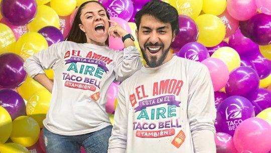 Taco Bell celebrará el Día del Cariño con su Túnel Bellove en Guatemala