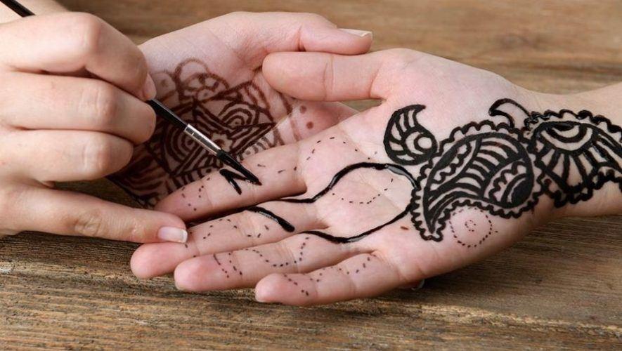 Taller para aprender a elaborar tatuajes de henna | Febrero 2021