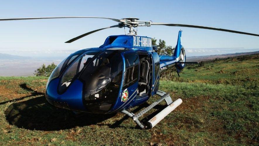 Tour en helicóptero por la ciudad en el Día del Cariño | Febrero 2021