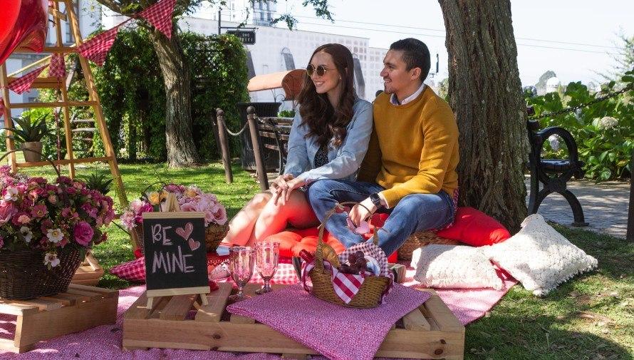 «Viva el Amor al aire libre» en Ciudad Cayalá