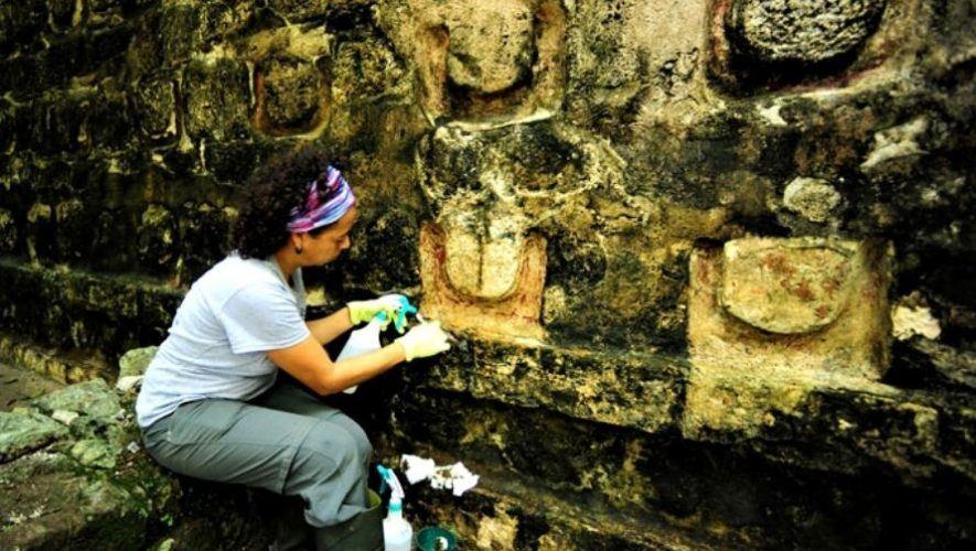 Webinar acerca de los sitios arqueológicos mayas   Marzo 2021