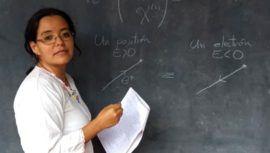 María Eugenia Cabrera, científica guatemalteca recibió el premio 2021 OWSD-Elsevier Foundation Award