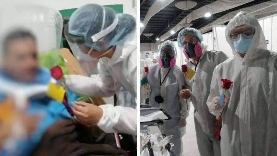 pacientes-hospital-temporal-parque-industria-recibieron-rosas-dia-carino-guatemala