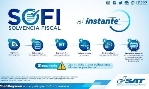 sat-guatemala-anuncio-nuevo-tramite-solicitar-solvencia-fiscal-instante-pasos