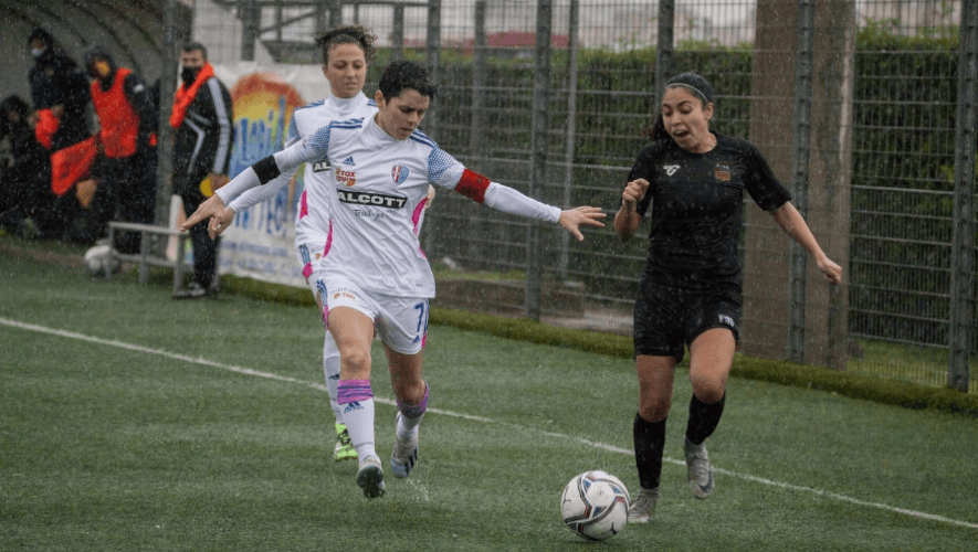 Ana Lucía Martínez elegida Jugadora Más Valiosa de la Serie B por segunda semana consecutiva