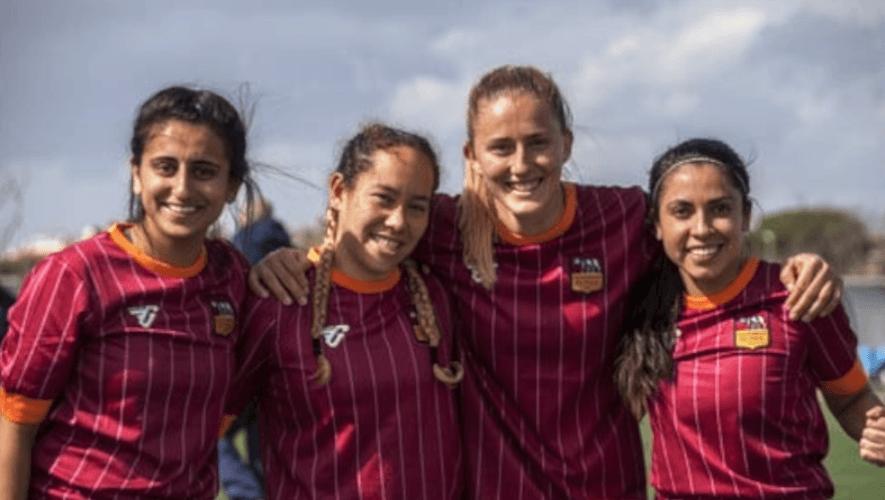 Ana Lucía Martínez y el Roma CF sumaron su quinta victoria consecutiva en la Serie B 2021