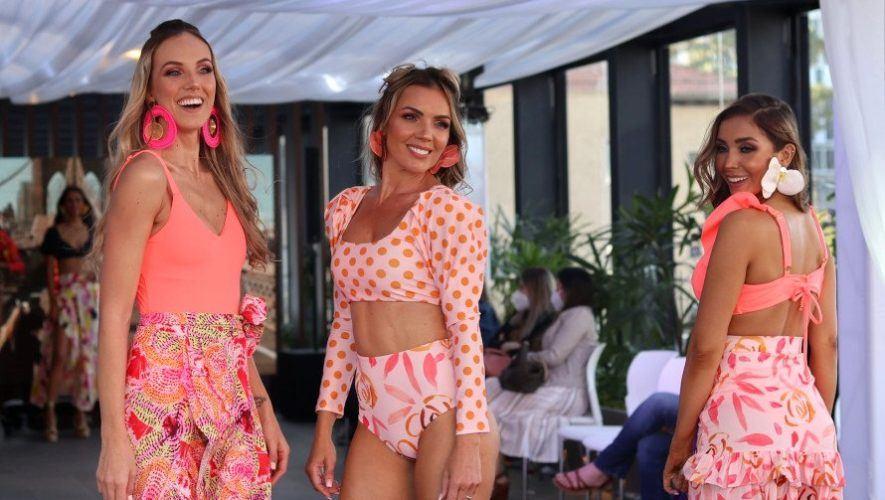 Bikini Town 2021 mostró las nuevas tendencias en prendas de verano en Guatemala