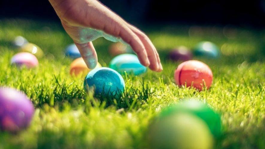 Búsqueda de huevos de pascua en Zona 11 | Marzo - Abril 2021