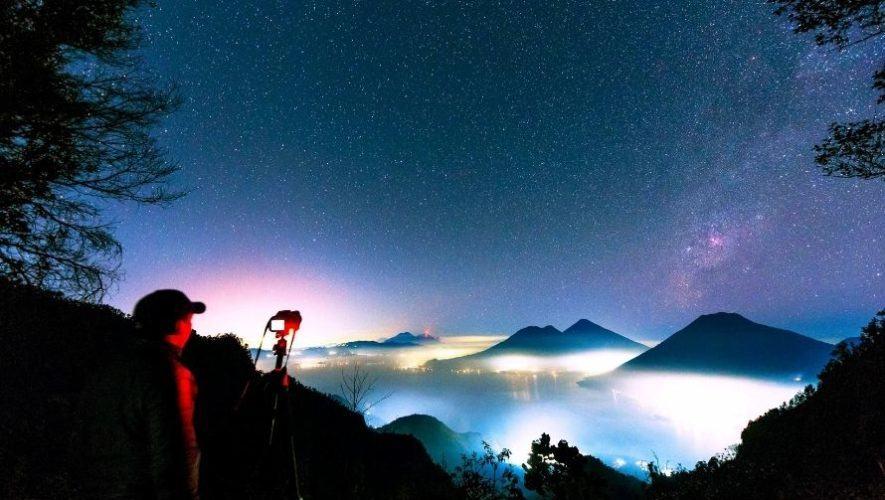 Campamento fotográfico en el volcán Acatenango | Marzo 2021
