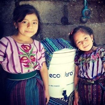 Campaña de educación ambiental de Ecofiltro