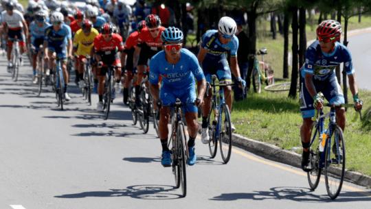 Ciclistas guatemaltecos listos para la 2a. fecha del Clasificatorio Olímpico a Tokio 2020