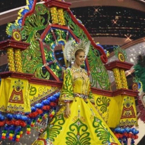 Diseñador zacapaneco expresó la satisfacción de que Guatemala destacara en el Miss Grand International