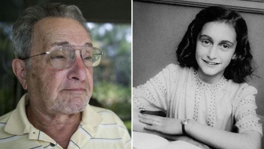 Entrevista con un sobreviviente del holocausto, Museo de Ana Frank Guatemala | Marzo 2021