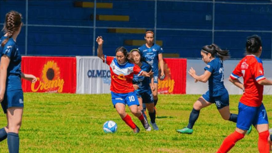 Equipos que conformarán el Torneo Clausura 2021 de la Liga Nacional Femenina